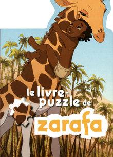 Le livre puzzle de Zarafa - Nathan - Les lectures de Liyah