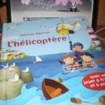 L'helicoptere - Usborne - Les lectures de Liyah
