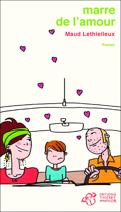 Marre de l'amour - M.Lethielleux - Les lectures de Liyah