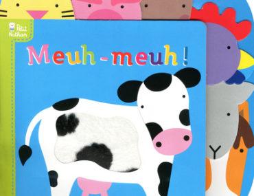 Meuh meuh - Nathan - Les lectures de Liyah