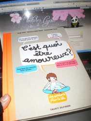 Livres Saint Valentin c'est quoi être amoureux