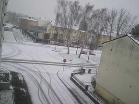 Fameck neige 2012- Les lectures de Liyah