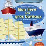 Mon livre des gros bateaux - Usborne - Les Lectures de Liyah