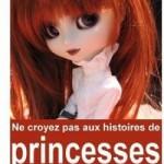 Ne croyez pas aux histoires de princesses - JP Touzeau - Les lectures de Liyah