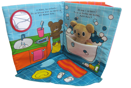 On rentre petit ours Int- Tourbillon - Les lectures de Liyah