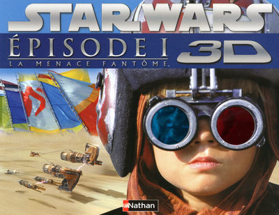 Star Wars 3D - Nathan - Les lectures de Liyah