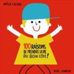 100 raison de prendre la vie du bon cote - A.Faliere - Les lectures de Liyah