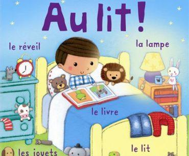 Au lit - Usborne - les lectures de Liyah