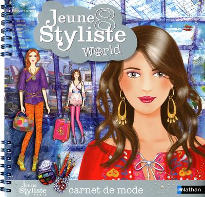 Jeune styliste World - Les lectures de Liyah