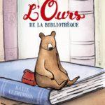 L'ours de la bibliothèque - K.Cleminson - Les lectures de Liyah