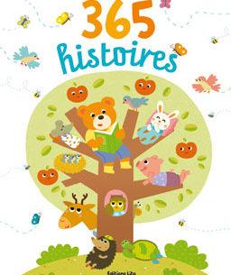 365 histoires - Lito - Les lectures de Liyah