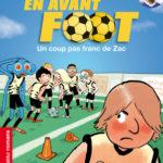 En avant foot 3 - Nathan - Les lectures de Liyah