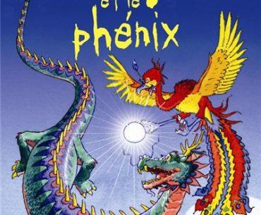 Le dragon et le phenix - Usborne - Les lectures de Liyah