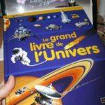 Le grand livre de l'univers - Rouge Or - Les lectures de Liyah