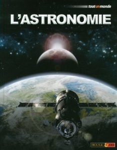 L'astronomie - Rouge & or - Les lectures de Liyah