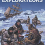 Les explorateurs - Rouge & or - Les lectures de Liyah