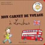 Mon Carnet De Voyage A Londres - Sikanmar - Les lectures de Liyah
