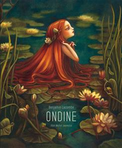 Ondine - B.Lacombe - Les lectures de Liyah
