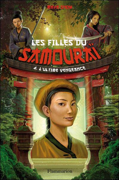Les filles du samouraï – T.4 - Flammarion - Les lectures de Liyah