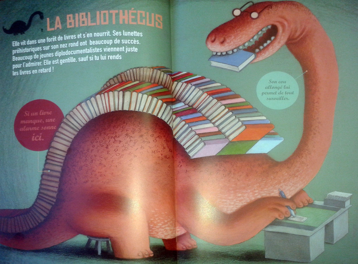 Les nouveaux dinosaures 1 - Sarbacane - Les lectures de Liyah