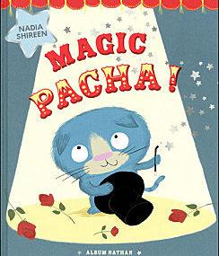 Magic Pacha - N.Shireen - Les lectures de Liyah