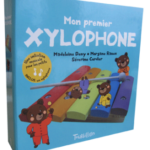 Mon premier xylophone - Tourbillon - Les lectures de Liyah
