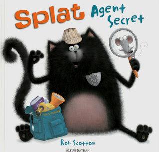 splat agent secret - Nathan - Les lectures de Liyah
