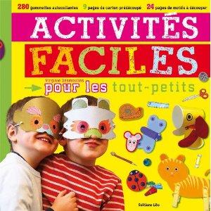 Activités faciles pour les tout-petits - Lito - Les lectures de Liyah