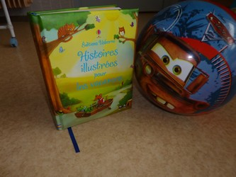 Histoires illustrées pour les vacances - Usborne - Les lectures de Liyah