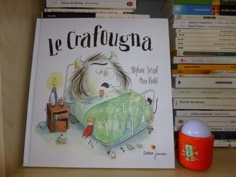 Le Crafougna - Didier - Les lectures de Liyah
