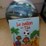 Le ballon de Tibi - Nathan - Les lectures de Liyah