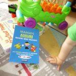 Maman assure quand bébé grandit - Leduc - Les lectures de Liyah