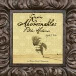 Quatre abominables petites histoires - Eveil et découvertes - Les lectures de Liyah