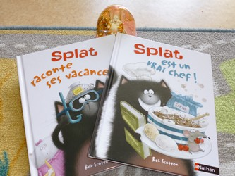 Splat - R.Scotton - Nathan - Les lectures de Liyah