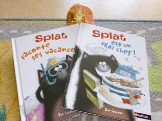 Splat - R.Scotton - Nathan - Les lectures de Liyah
