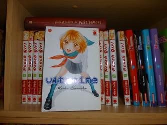 Vitamine - Manga - Les lectures de Liyah