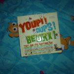Youpi oups beurk - Nathan - Les lectures de Liyah