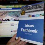 Jesus Faithbook - Salvator - Les lectures de Liyah