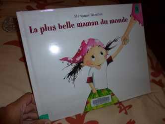 La plus belle maman du monde - Barcilon - Les lectures de Liyah