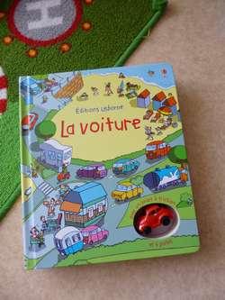 La voiture - Usborne - Les lectures de Liyah