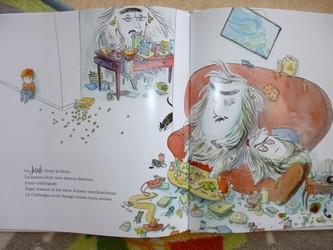 Le Crafougna 1 - Didier - Les lectures de Liyah