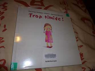 Trop timide - Barcilon - Les lectures de Liyah