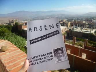 Arsène - Flammarion - Les lectures de Liyah