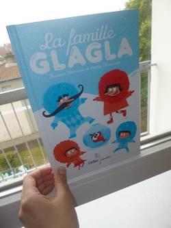 La famille glagla - Didier - Les lectures de Liyah