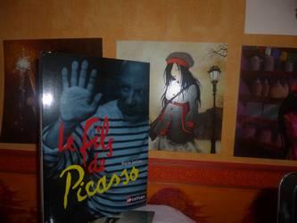 Le fils de Picasso - Nathan - Les lectures de Liyah