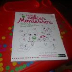 Mon cahier Montessori - Nathan - Les lectures de Liyah