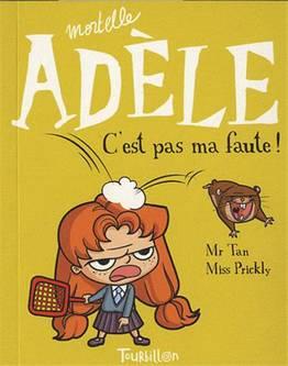 Adèle T.3 - Tourbillon - Les lectures de Liyah