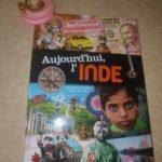 Aujourd'hui l'Inde - Casterman - Les lectures de Liyah