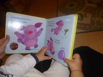 C'est mon monstre 2 - Usborne - Les lectures de Liyah