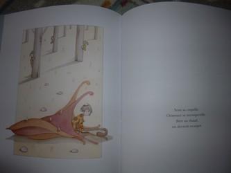 Clemence et le grand parapluie 2 - Seuil - Les lectures de Liyah